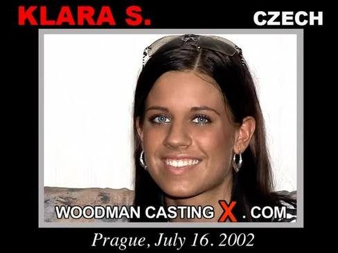 Klara S - `Klara s. casting` - by Pierre Woodman for WOODMANCASTINGX