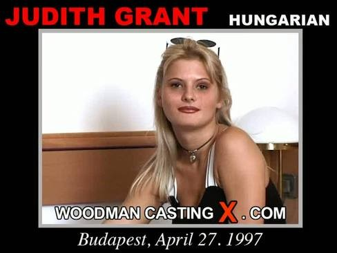 Judith Grant - `Judith Grant casting` - by Pierre Woodman for WOODMANCASTINGX