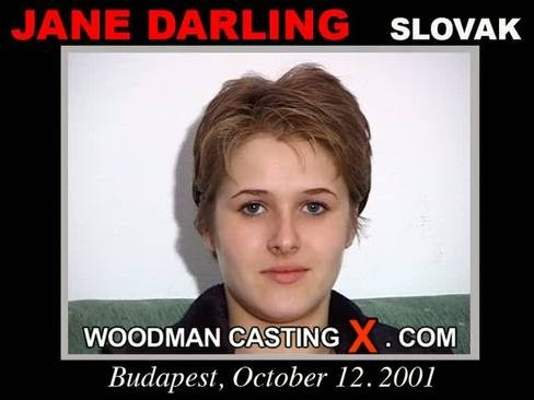 Jane Darling - `Jane Darling casting` - by Pierre Woodman for WOODMANCASTINGX