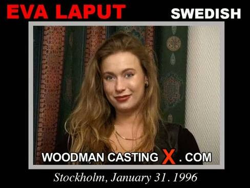 Eva Laput - `Eva Laput casting` - by Pierre Woodman for WOODMANCASTINGX