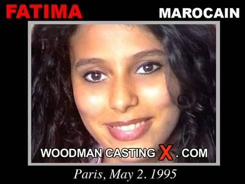 Fatima - `Fatima casting` - by Pierre Woodman for WOODMANCASTINGX