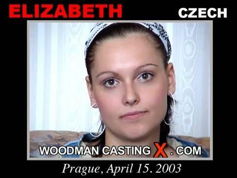Elisabeth - `Elisabeth casting` - by Pierre Woodman for WOODMANCASTINGX