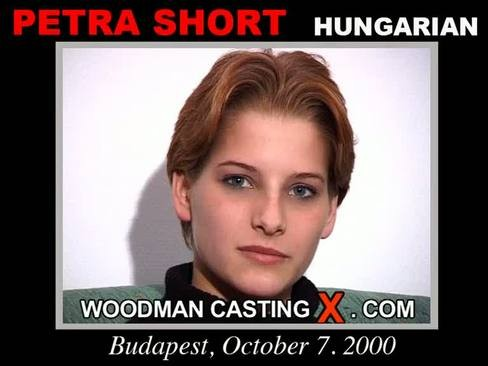 Petra Short - `Petra Short casting` - by Pierre Woodman for WOODMANCASTINGX