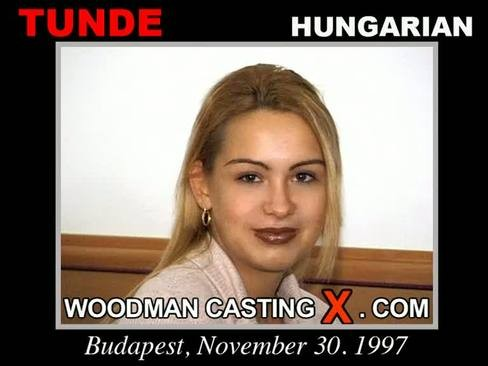 Tunde - `Tunde casting` - by Pierre Woodman for WOODMANCASTINGX