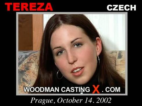 Tereza - `Tereza casting` - by Pierre Woodman for WOODMANCASTINGX