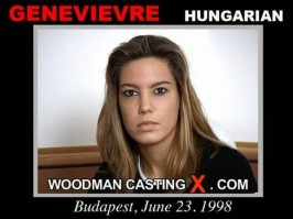 Genevievre  from WOODMANCASTINGX