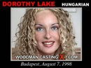 Dorothy Lake casting