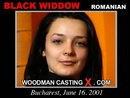 Black Widdow casting