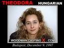 Theodora casting