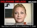Delphine Delage casting