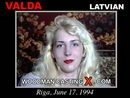 Valda casting