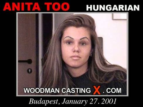 Anita Too - `Anita Too casting` - by Pierre Woodman for WOODMANCASTINGX