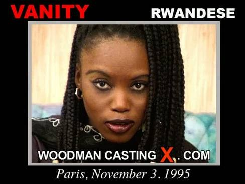 Vanity - `Vanity casting` - by Pierre Woodman for WOODMANCASTINGX