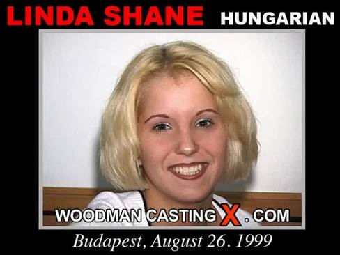 Linda Shane - `Linda Shane casting` - by Pierre Woodman for WOODMANCASTINGX