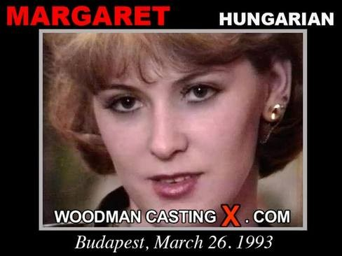 Margaret - `Margaret casting` - by Pierre Woodman for WOODMANCASTINGX