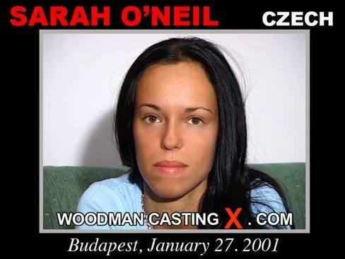 Sarah O'neil - `Sarah o.neil casting` - by Pierre Woodman for WOODMANCASTINGX