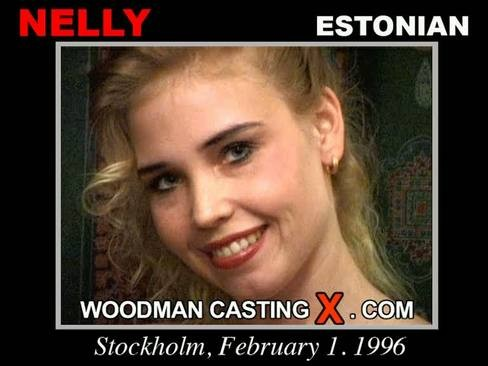 Nelly - `Nelly casting` - by Pierre Woodman for WOODMANCASTINGX
