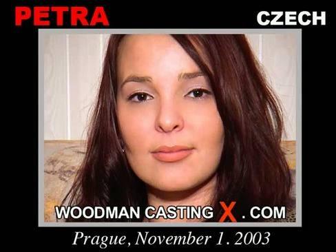 Petra - `Petra casting` - by Pierre Woodman for WOODMANCASTINGX
