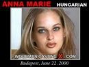 Anna Marie casting