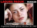 Laoura Paouk casting