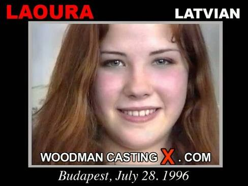 Laoura - `Laoura casting` - by Pierre Woodman for WOODMANCASTINGX