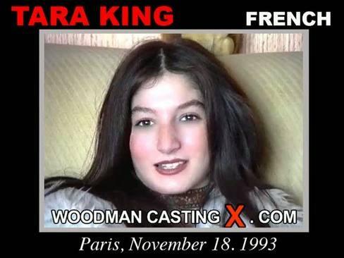 Tara King - `Tara King casting` - by Pierre Woodman for WOODMANCASTINGX