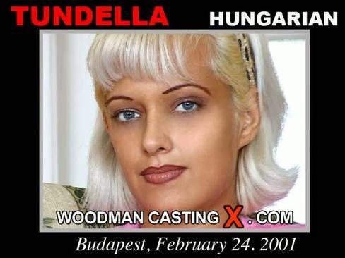Tundella - `Tundella casting` - by Pierre Woodman for WOODMANCASTINGX