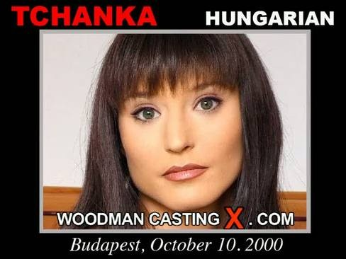 Tchanka - `Tchanka casting` - by Pierre Woodman for WOODMANCASTINGX