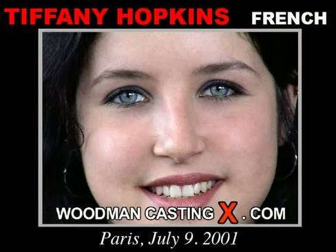 Tiffany Hopkins - `Tiffany Hopkins casting` - by Pierre Woodman for WOODMANCASTINGX