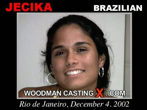 Jecika - `Jecika casting` - by Pierre Woodman for WOODMANCASTINGX