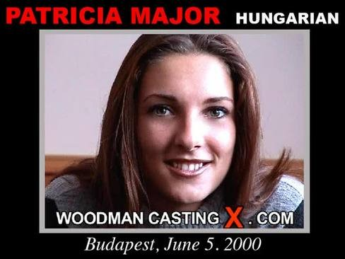 Patricia Major - `Patricia Major casting` - by Pierre Woodman for WOODMANCASTINGX