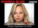 Sharka Blue - Sharka Blue casting