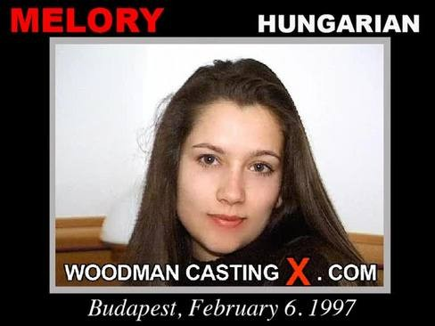 Melory - `Melory casting` - by Pierre Woodman for WOODMANCASTINGX