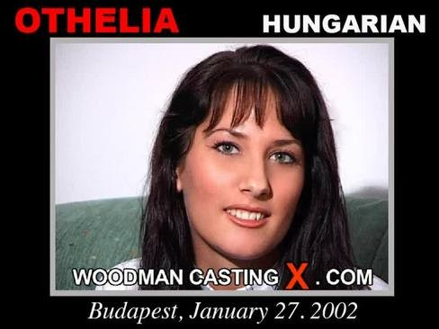 Othelia - `Othelia casting` - by Pierre Woodman for WOODMANCASTINGX