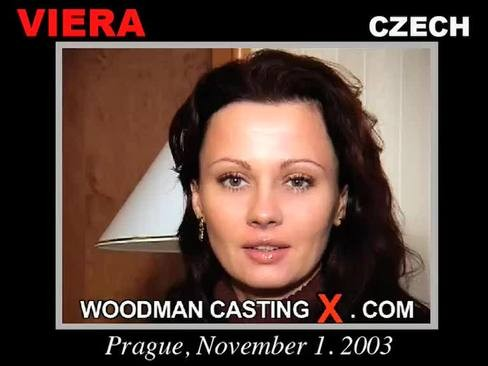 Viera - `Viera casting` - by Pierre Woodman for WOODMANCASTINGX