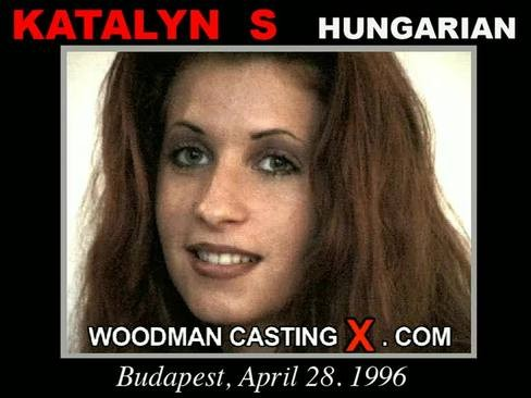 Katalyn s - `Katalyn s casting` - by Pierre Woodman for WOODMANCASTINGX