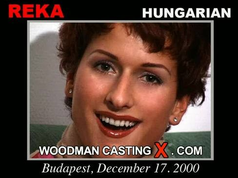 Reka - `Reka casting` - by Pierre Woodman for WOODMANCASTINGX
