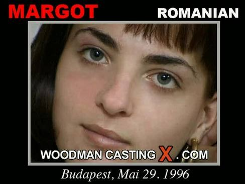 Margot - `Margot casting` - by Pierre Woodman for WOODMANCASTINGX