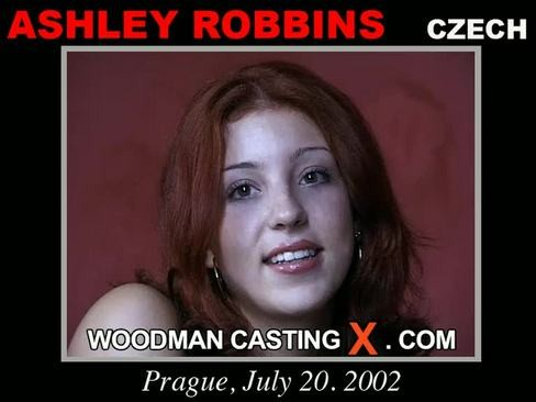 Ashley Robbins - `Ashley Robbins casting` - by Pierre Woodman for WOODMANCASTINGX