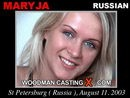 Maryja casting