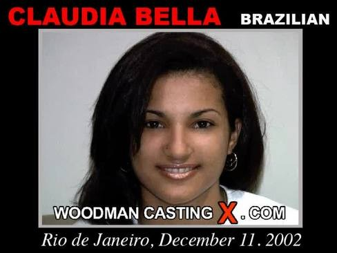 Claudia Bella - `Claudia Bella casting` - by Pierre Woodman for WOODMANCASTINGX