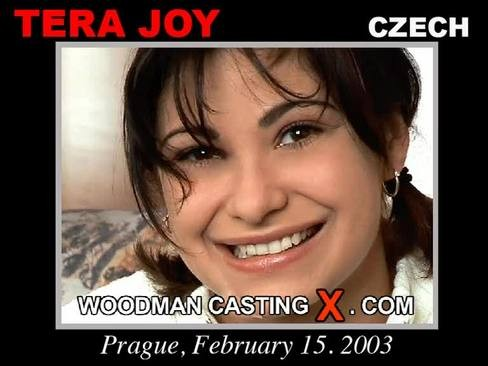 Tera Joy - `Tera Joy casting` - by Pierre Woodman for WOODMANCASTINGX