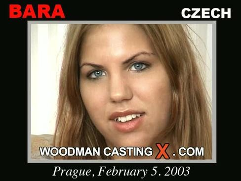 Bara - `Bara casting` - by Pierre Woodman for WOODMANCASTINGX