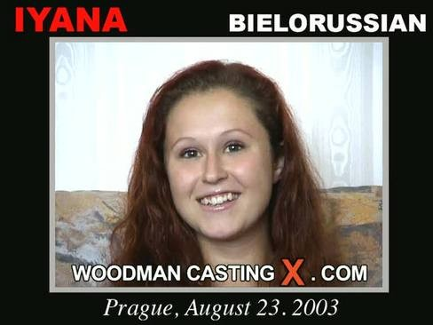 Iyana - `Iyana casting` - by Pierre Woodman for WOODMANCASTINGX