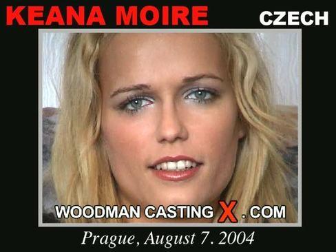 Keana Moire - `Keana Moire casting` - by Pierre Woodman for WOODMANCASTINGX