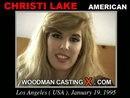 Christi Lake casting