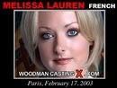 Melissa Lauren casting