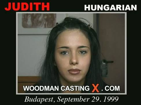 Judith - `Judith casting` - by Pierre Woodman for WOODMANCASTINGX