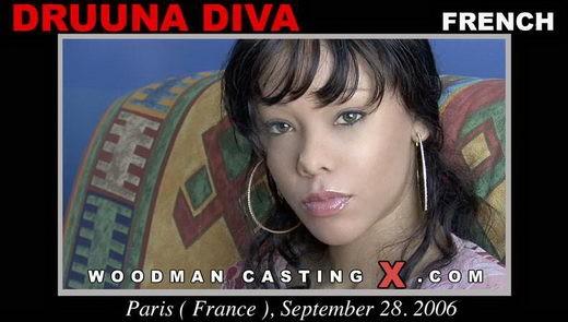 Druuna Diva - `Druuna Diva casting` - by Pierre Woodman for WOODMANCASTINGX