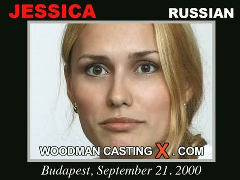 Jessica - `Jessica casting` - by Pierre Woodman for WOODMANCASTINGX